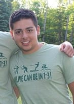 Aaron Z: great sport, superb counselor, and a good-looking dude.