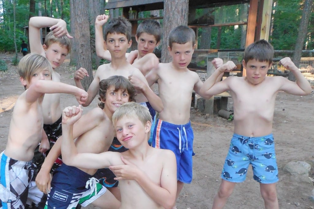 In essence, Towering Pines is a place where boys can simply enjoy being boys.